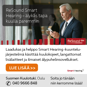 ReSound Smart Hearing